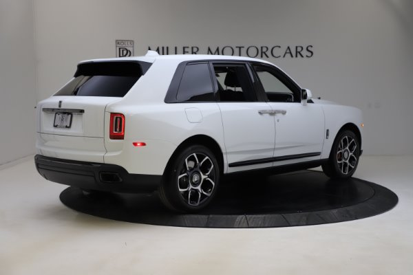 New 2020 Rolls-Royce Cullinan Black Badge for sale Sold at Aston Martin of Greenwich in Greenwich CT 06830 6