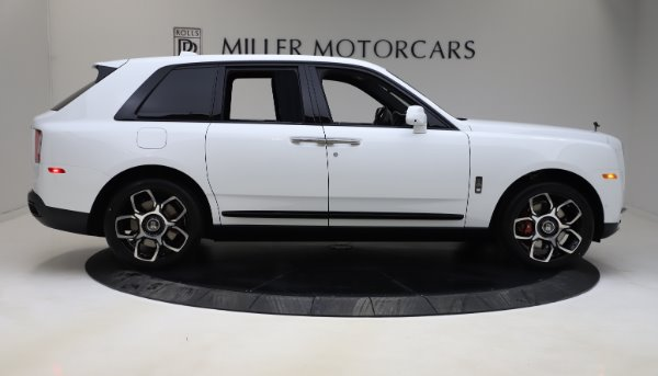 New 2020 Rolls-Royce Cullinan Black Badge for sale Sold at Aston Martin of Greenwich in Greenwich CT 06830 7