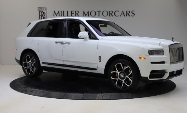 New 2020 Rolls-Royce Cullinan Black Badge for sale Sold at Aston Martin of Greenwich in Greenwich CT 06830 8