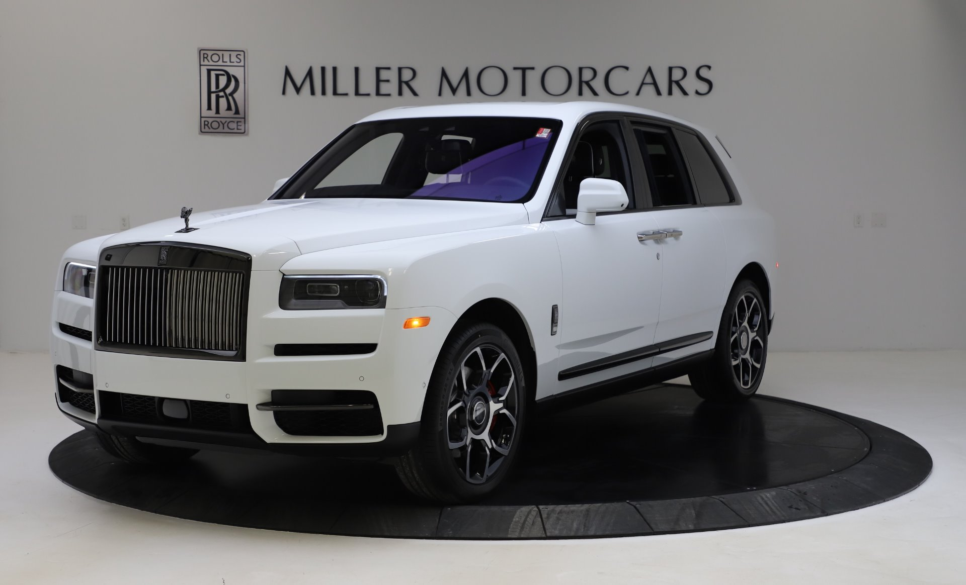 New 2020 Rolls-Royce Cullinan Black Badge for sale Sold at Aston Martin of Greenwich in Greenwich CT 06830 1