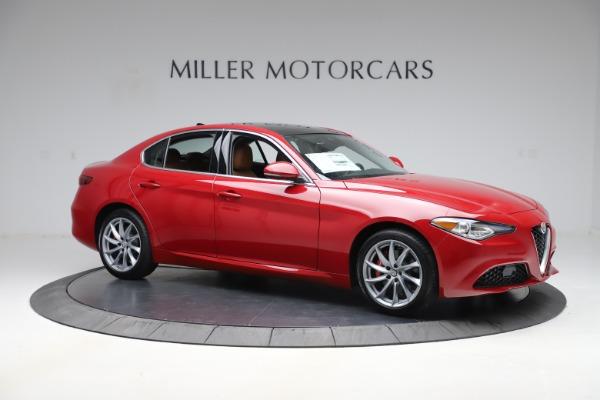 New 2020 Alfa Romeo Giulia Q4 for sale $45,740 at Aston Martin of Greenwich in Greenwich CT 06830 10