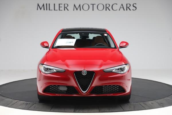 New 2020 Alfa Romeo Giulia Q4 for sale $45,740 at Aston Martin of Greenwich in Greenwich CT 06830 12