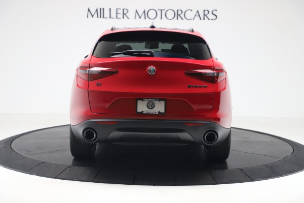 New 2020 Alfa Romeo Stelvio Q4 for sale $49,240 at Aston Martin of Greenwich in Greenwich CT 06830 6