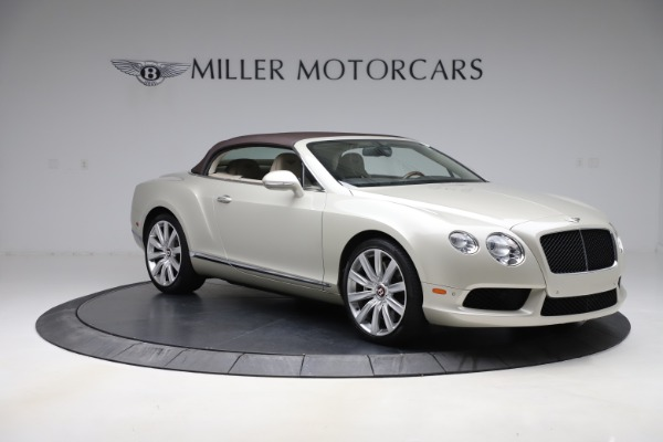 Used 2015 Bentley Continental GTC V8 for sale Sold at Aston Martin of Greenwich in Greenwich CT 06830 18