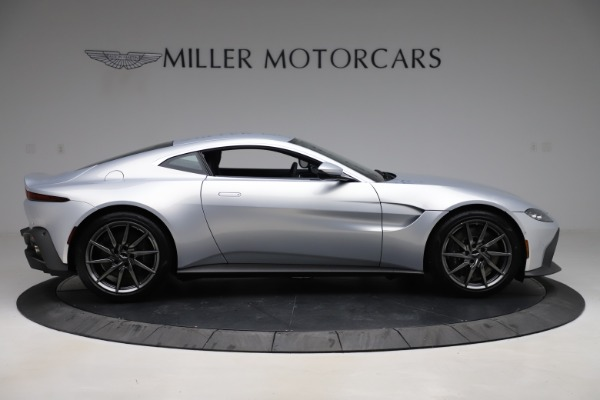 New 2020 Aston Martin Vantage Coupe for sale Sold at Aston Martin of Greenwich in Greenwich CT 06830 10