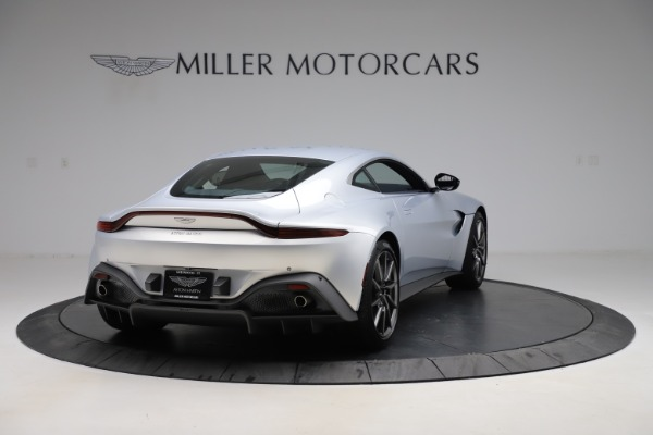 New 2020 Aston Martin Vantage Coupe for sale Sold at Aston Martin of Greenwich in Greenwich CT 06830 8