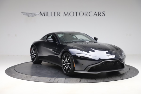 New 2020 Aston Martin Vantage Coupe for sale $177,609 at Aston Martin of Greenwich in Greenwich CT 06830 10