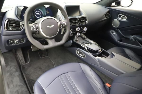 New 2020 Aston Martin Vantage Coupe for sale $177,609 at Aston Martin of Greenwich in Greenwich CT 06830 13
