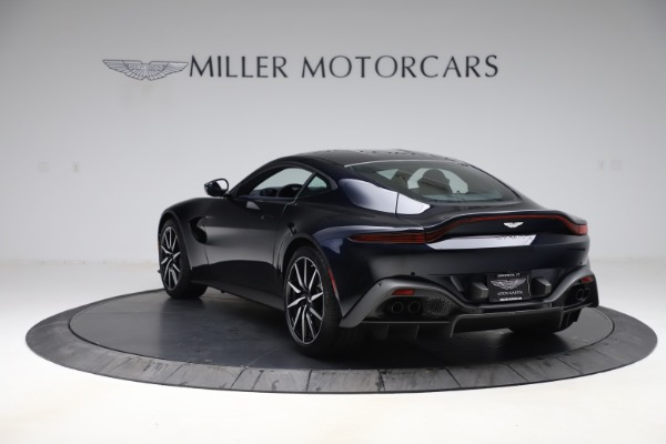 New 2020 Aston Martin Vantage Coupe for sale $177,609 at Aston Martin of Greenwich in Greenwich CT 06830 4