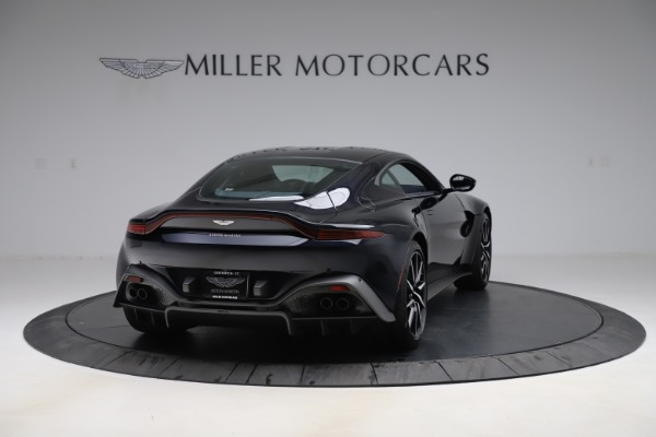 New 2020 Aston Martin Vantage Coupe for sale $177,609 at Aston Martin of Greenwich in Greenwich CT 06830 6