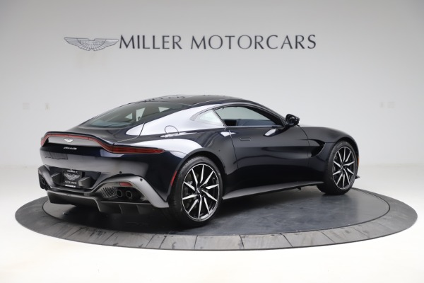 New 2020 Aston Martin Vantage Coupe for sale $177,609 at Aston Martin of Greenwich in Greenwich CT 06830 7