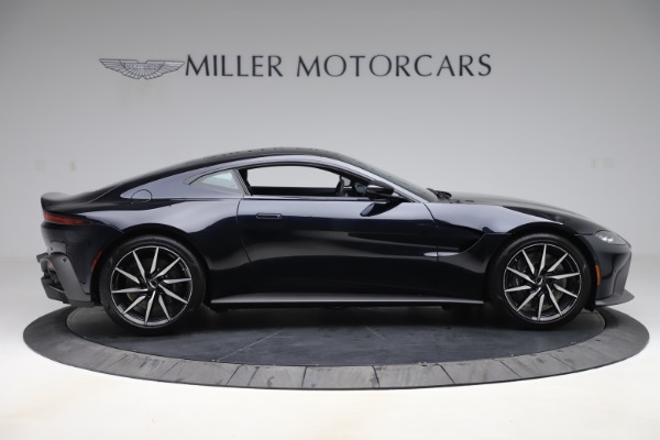 New 2020 Aston Martin Vantage Coupe for sale $177,609 at Aston Martin of Greenwich in Greenwich CT 06830 8