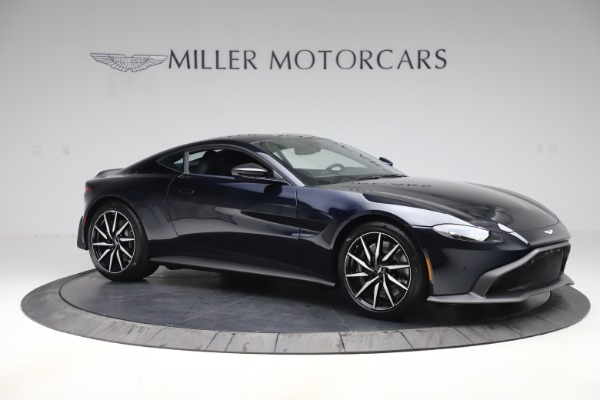 New 2020 Aston Martin Vantage Coupe for sale $177,609 at Aston Martin of Greenwich in Greenwich CT 06830 9