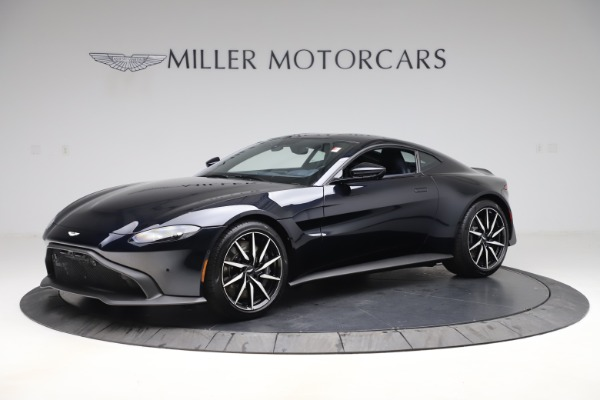 New 2020 Aston Martin Vantage Coupe for sale $177,609 at Aston Martin of Greenwich in Greenwich CT 06830 1