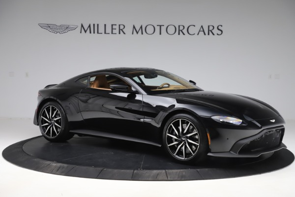 New 2020 Aston Martin Vantage Coupe for sale $183,954 at Aston Martin of Greenwich in Greenwich CT 06830 10