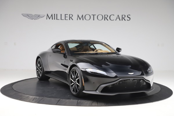 New 2020 Aston Martin Vantage Coupe for sale $183,954 at Aston Martin of Greenwich in Greenwich CT 06830 11