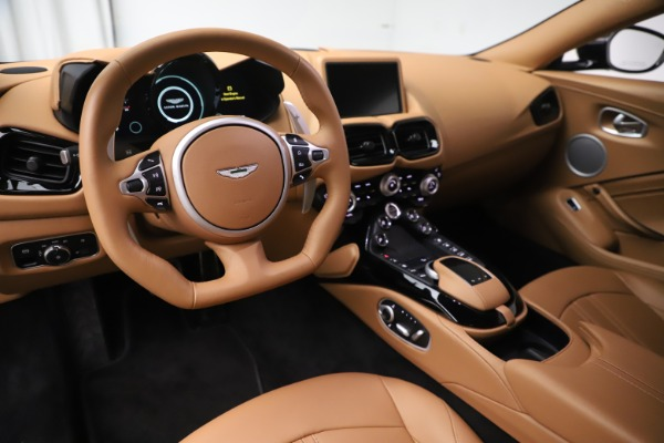 New 2020 Aston Martin Vantage Coupe for sale $183,954 at Aston Martin of Greenwich in Greenwich CT 06830 13
