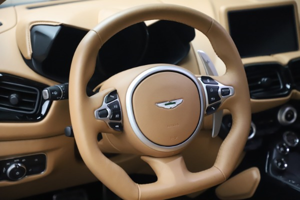 New 2020 Aston Martin Vantage Coupe for sale $183,954 at Aston Martin of Greenwich in Greenwich CT 06830 16