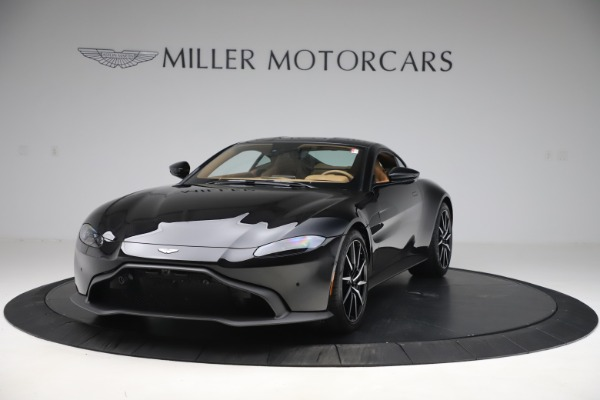 New 2020 Aston Martin Vantage Coupe for sale $183,954 at Aston Martin of Greenwich in Greenwich CT 06830 2