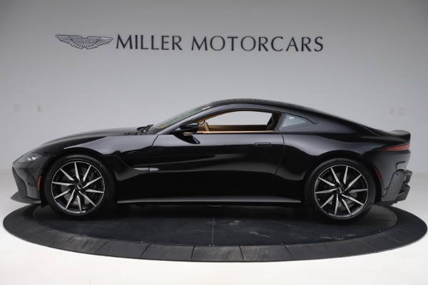 New 2020 Aston Martin Vantage Coupe for sale $183,954 at Aston Martin of Greenwich in Greenwich CT 06830 3