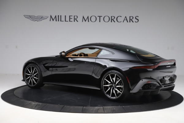 New 2020 Aston Martin Vantage Coupe for sale $183,954 at Aston Martin of Greenwich in Greenwich CT 06830 4