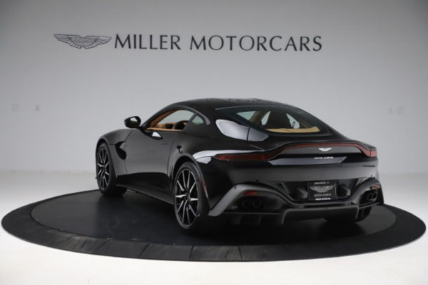 New 2020 Aston Martin Vantage Coupe for sale $183,954 at Aston Martin of Greenwich in Greenwich CT 06830 5