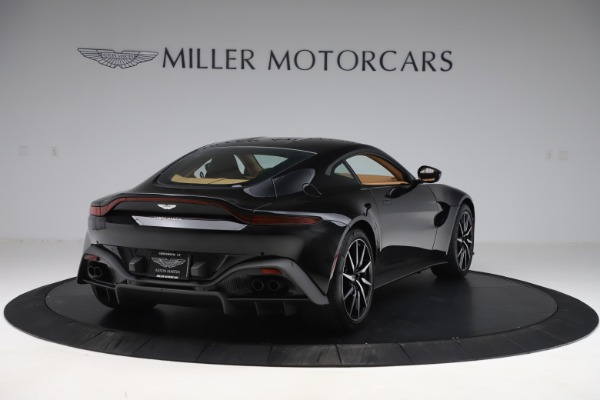 New 2020 Aston Martin Vantage Coupe for sale $183,954 at Aston Martin of Greenwich in Greenwich CT 06830 7