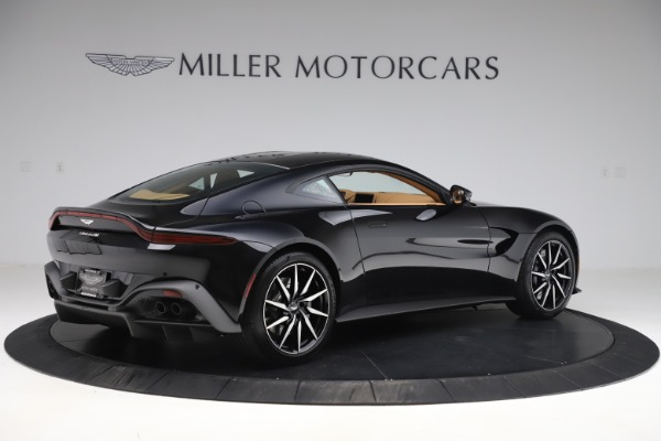New 2020 Aston Martin Vantage Coupe for sale $183,954 at Aston Martin of Greenwich in Greenwich CT 06830 8