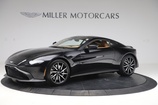 New 2020 Aston Martin Vantage Coupe for sale $183,954 at Aston Martin of Greenwich in Greenwich CT 06830 1