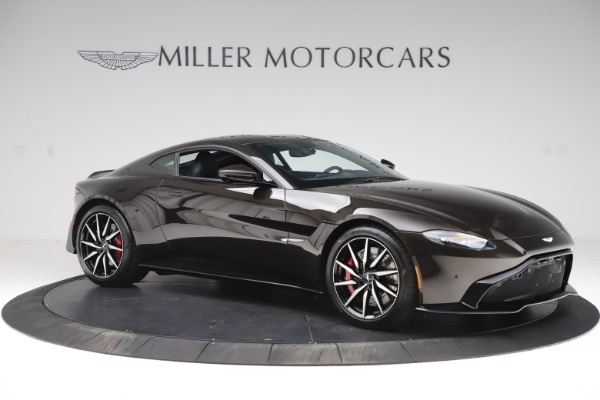 New 2020 Aston Martin Vantage Coupe for sale $184,787 at Aston Martin of Greenwich in Greenwich CT 06830 10
