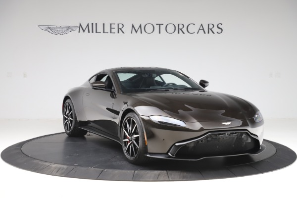 New 2020 Aston Martin Vantage Coupe for sale $184,787 at Aston Martin of Greenwich in Greenwich CT 06830 11