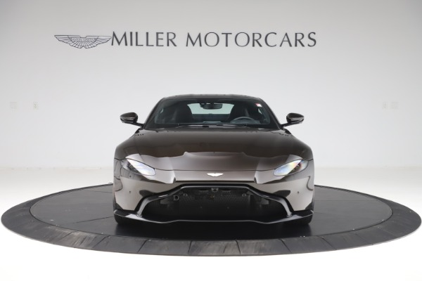 New 2020 Aston Martin Vantage Coupe for sale $184,787 at Aston Martin of Greenwich in Greenwich CT 06830 12