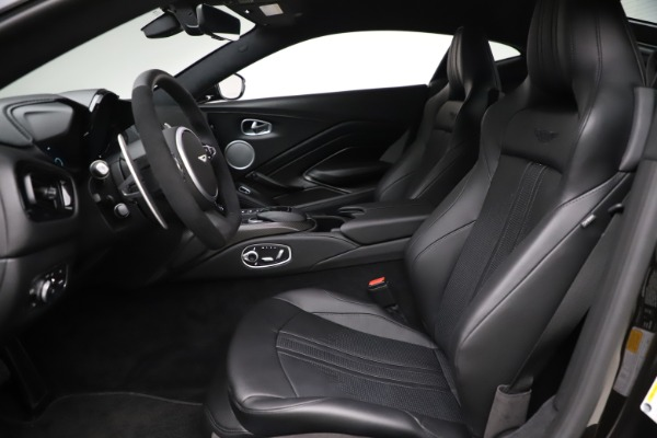 New 2020 Aston Martin Vantage Coupe for sale $184,787 at Aston Martin of Greenwich in Greenwich CT 06830 14