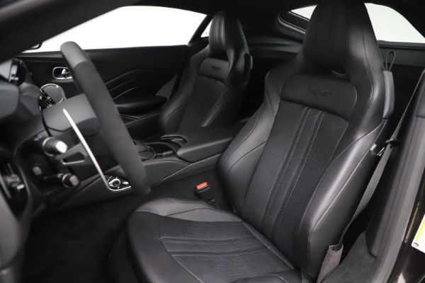New 2020 Aston Martin Vantage Coupe for sale $184,787 at Aston Martin of Greenwich in Greenwich CT 06830 15