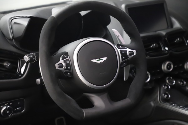 New 2020 Aston Martin Vantage Coupe for sale $184,787 at Aston Martin of Greenwich in Greenwich CT 06830 17