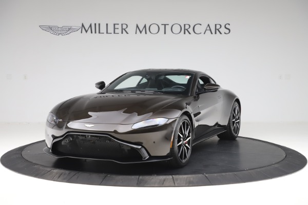 New 2020 Aston Martin Vantage Coupe for sale $184,787 at Aston Martin of Greenwich in Greenwich CT 06830 2