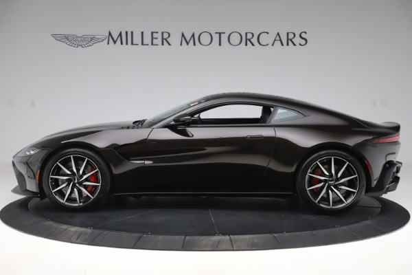 New 2020 Aston Martin Vantage Coupe for sale $184,787 at Aston Martin of Greenwich in Greenwich CT 06830 3