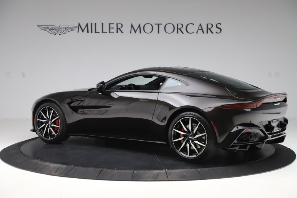 New 2020 Aston Martin Vantage Coupe for sale $184,787 at Aston Martin of Greenwich in Greenwich CT 06830 4