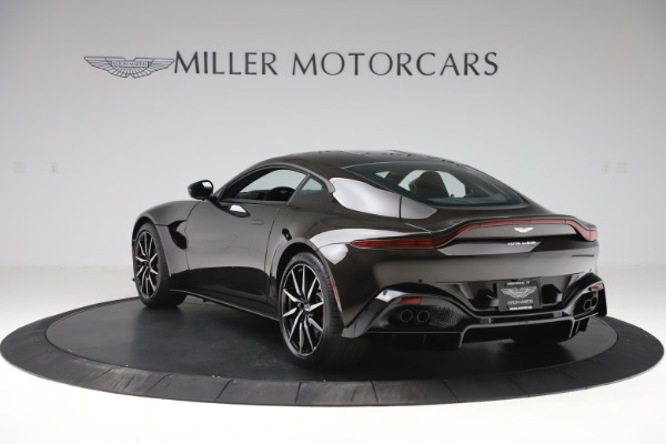 New 2020 Aston Martin Vantage Coupe for sale $184,787 at Aston Martin of Greenwich in Greenwich CT 06830 5
