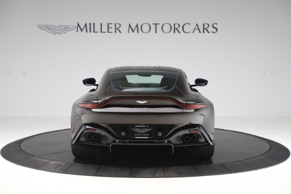 New 2020 Aston Martin Vantage Coupe for sale $184,787 at Aston Martin of Greenwich in Greenwich CT 06830 6
