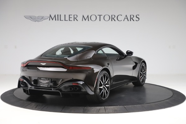 New 2020 Aston Martin Vantage Coupe for sale $184,787 at Aston Martin of Greenwich in Greenwich CT 06830 7