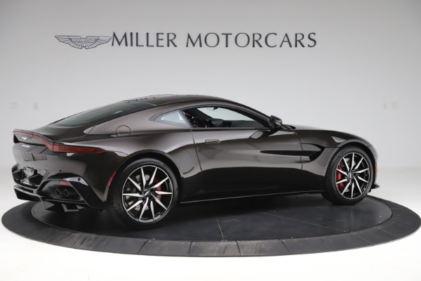 New 2020 Aston Martin Vantage Coupe for sale $184,787 at Aston Martin of Greenwich in Greenwich CT 06830 8