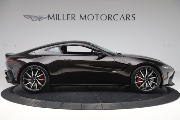 New 2020 Aston Martin Vantage for sale $184,787 at Aston Martin of Greenwich in Greenwich CT 06830 9
