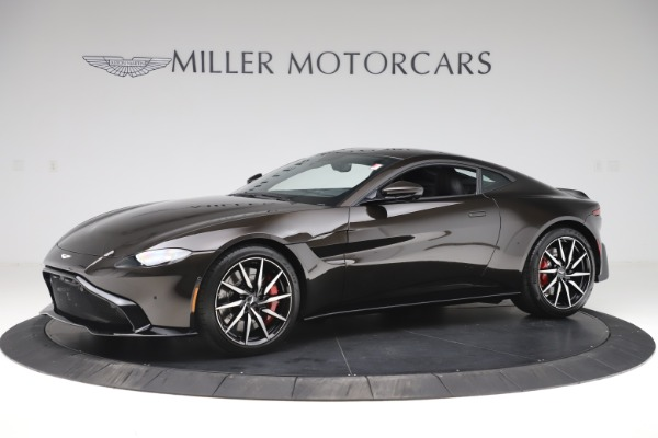 New 2020 Aston Martin Vantage Coupe for sale $184,787 at Aston Martin of Greenwich in Greenwich CT 06830 1