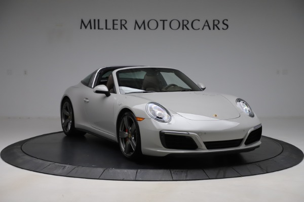Used 2018 Porsche 911 Targa 4S for sale Sold at Aston Martin of Greenwich in Greenwich CT 06830 11