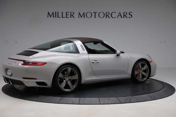 Used 2018 Porsche 911 Targa 4S for sale Sold at Aston Martin of Greenwich in Greenwich CT 06830 14