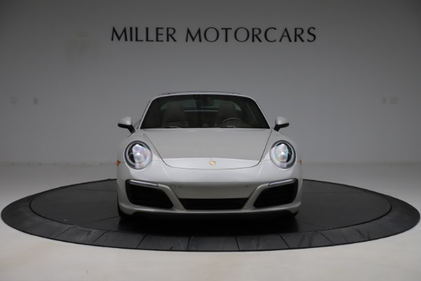 Used 2018 Porsche 911 Targa 4S for sale Sold at Aston Martin of Greenwich in Greenwich CT 06830 16