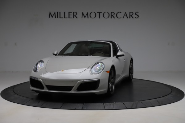 Used 2018 Porsche 911 Targa 4S for sale Sold at Aston Martin of Greenwich in Greenwich CT 06830 2