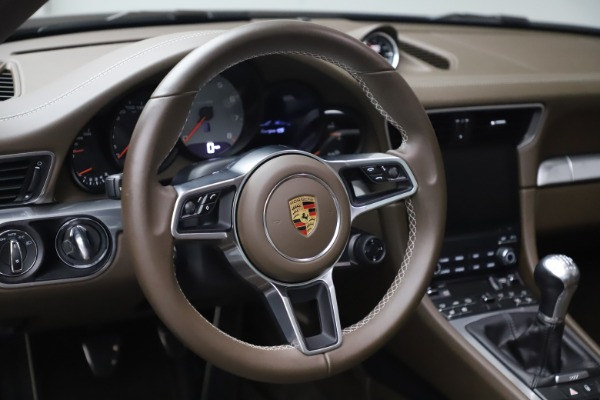 Used 2018 Porsche 911 Targa 4S for sale Sold at Aston Martin of Greenwich in Greenwich CT 06830 20