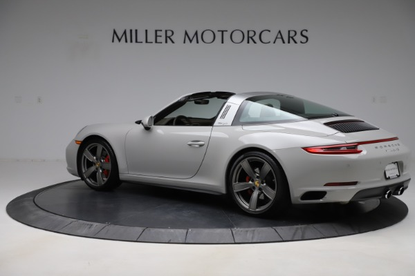 Used 2018 Porsche 911 Targa 4S for sale Sold at Aston Martin of Greenwich in Greenwich CT 06830 4